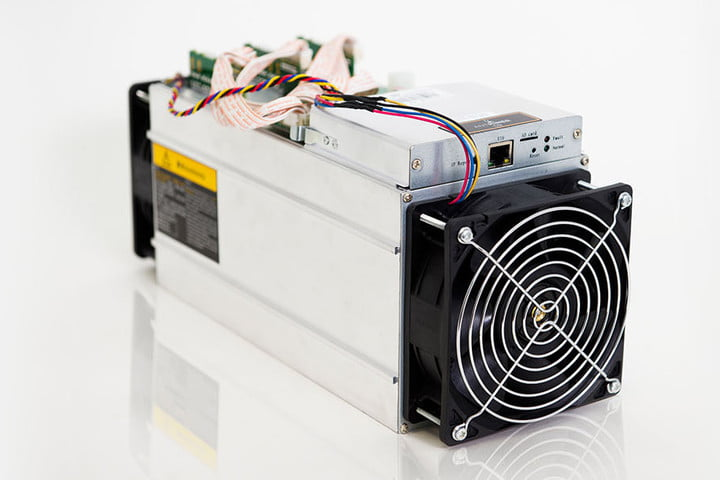 What is Bitcoin Mining - ASIC miner