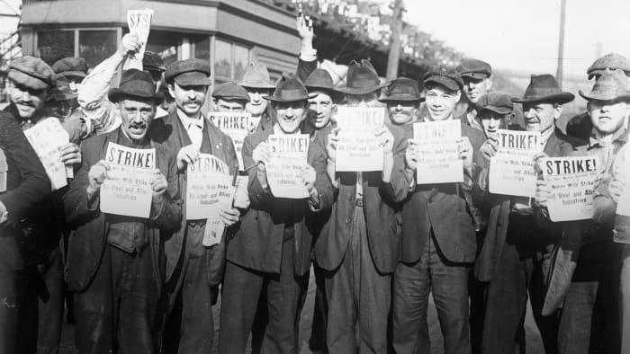 Steel strike of 1919