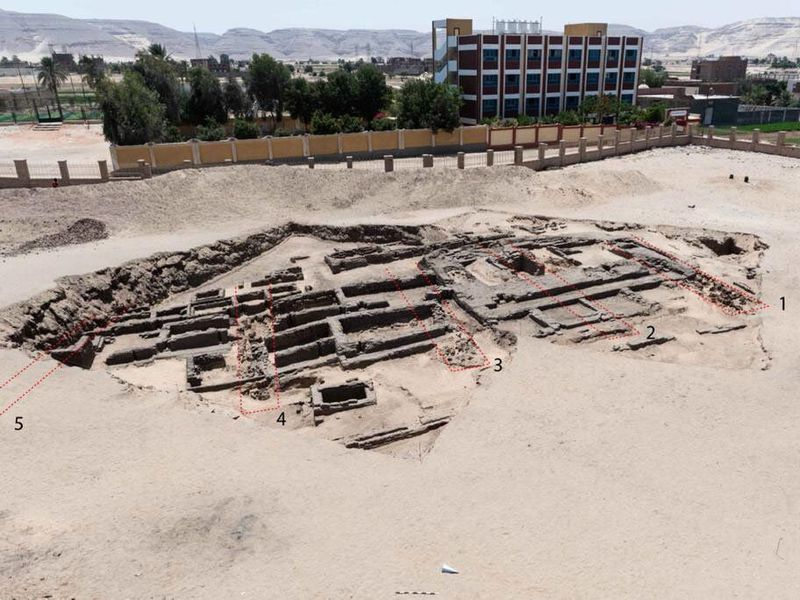 World's Oldest 'Industrial-Scale' Brewery Found in Egypt