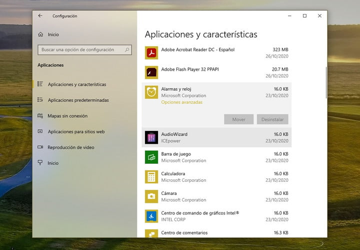 Uninstall Windows Apps