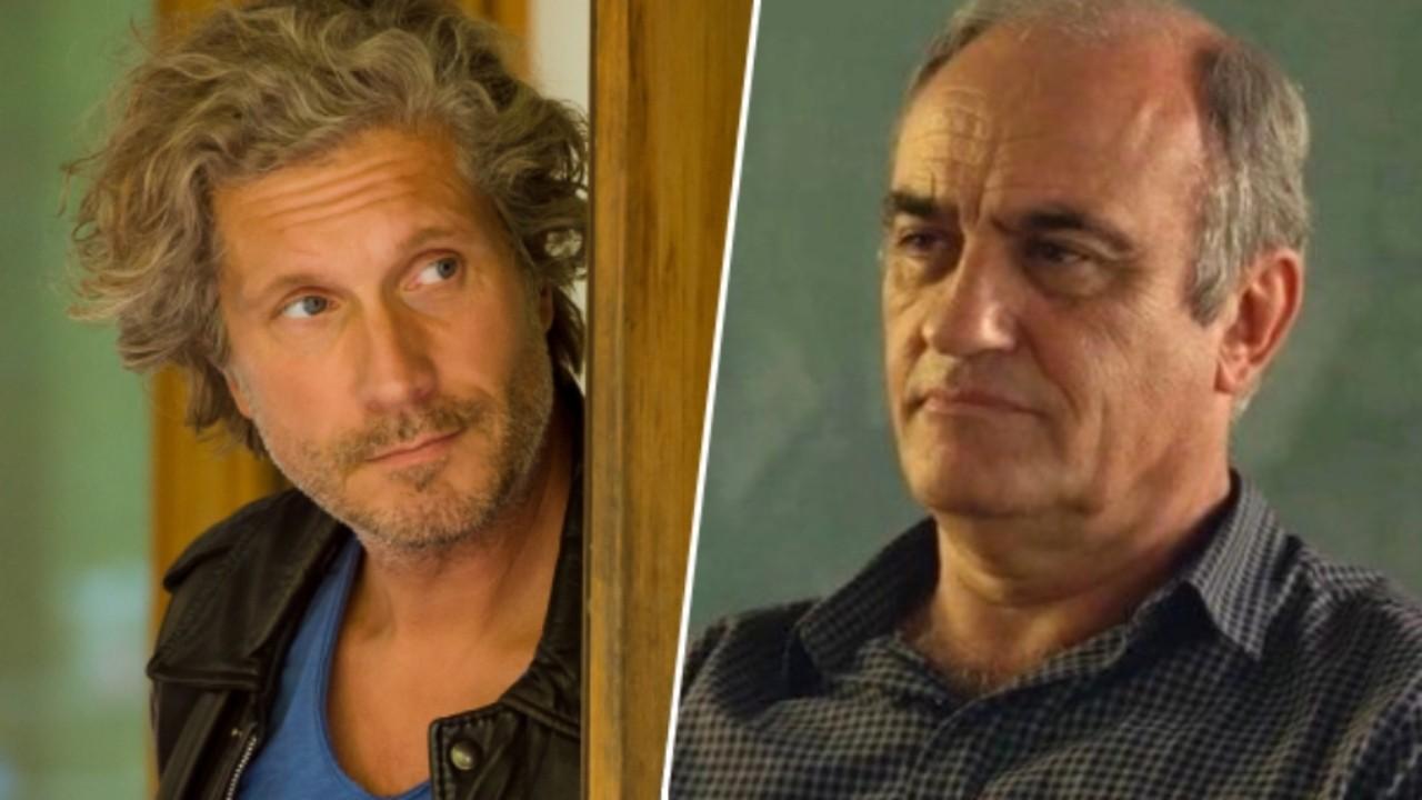 La fault à Rousseau: what do the actors of the original Spanish series look like?