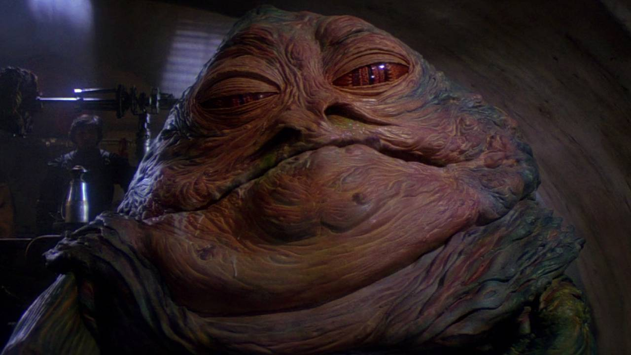 Star Wars: cheese fondue was used to create Jabba's voice