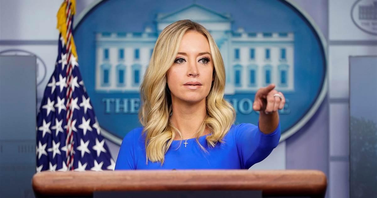 Kayleigh McEnany joins Fox News
