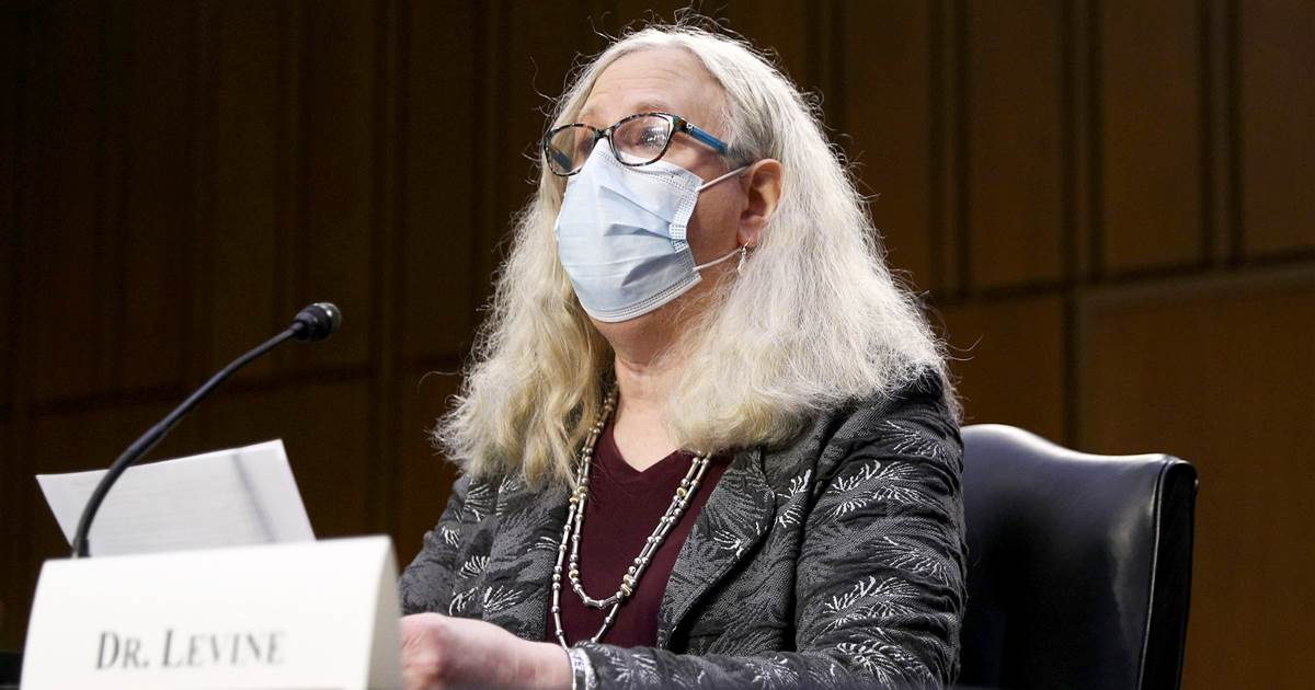 Dr. Rachel Levine becomes first openly transgender person confirmed by Senate to federal post