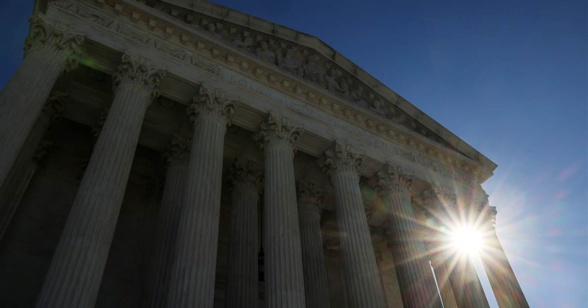 Supreme Court questions need for restrictive voting laws in Voting Rights Act case