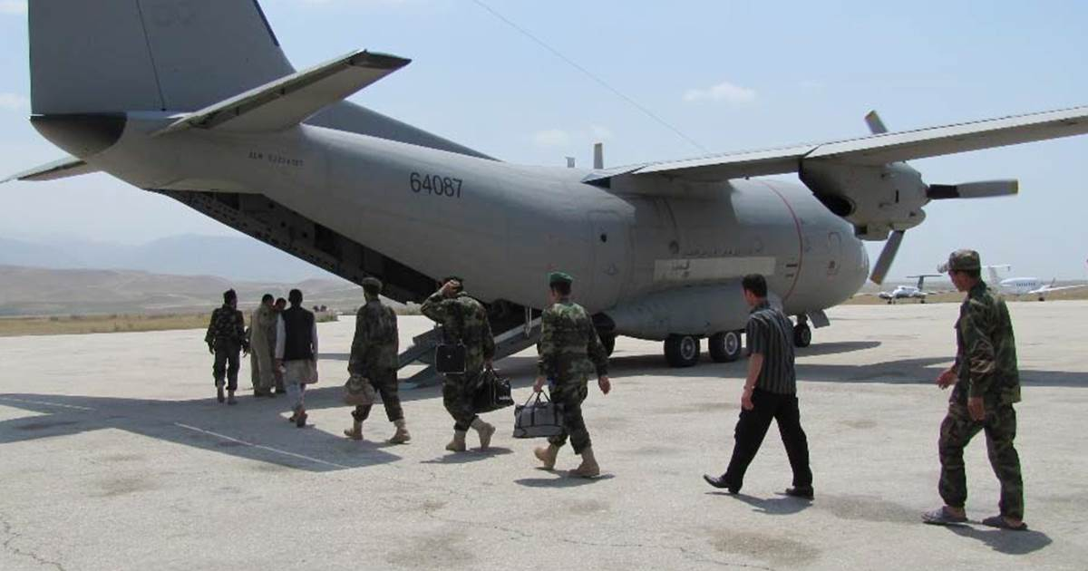 Pentagon wasted millions on Italian planes later sold as scrap, no one held accountable