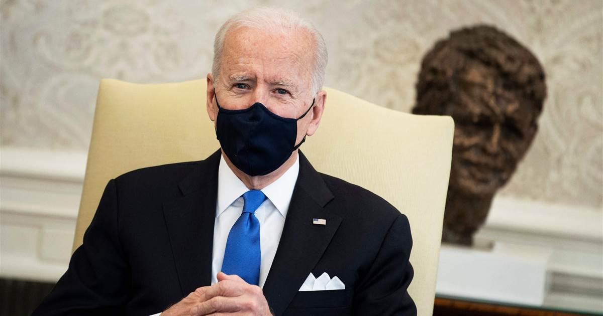 Biden criticizes Texas, Mississippi for lifting mask mandates