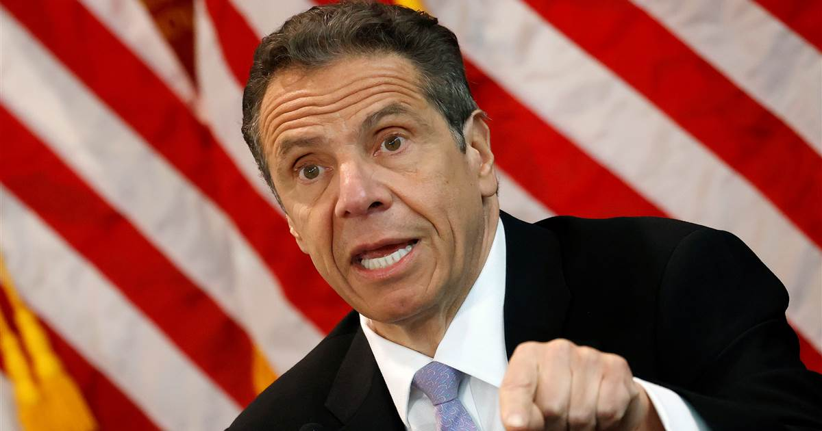 Andrew Cuomo's sexual harassment charges make me feel we learned nothing from #MeToo