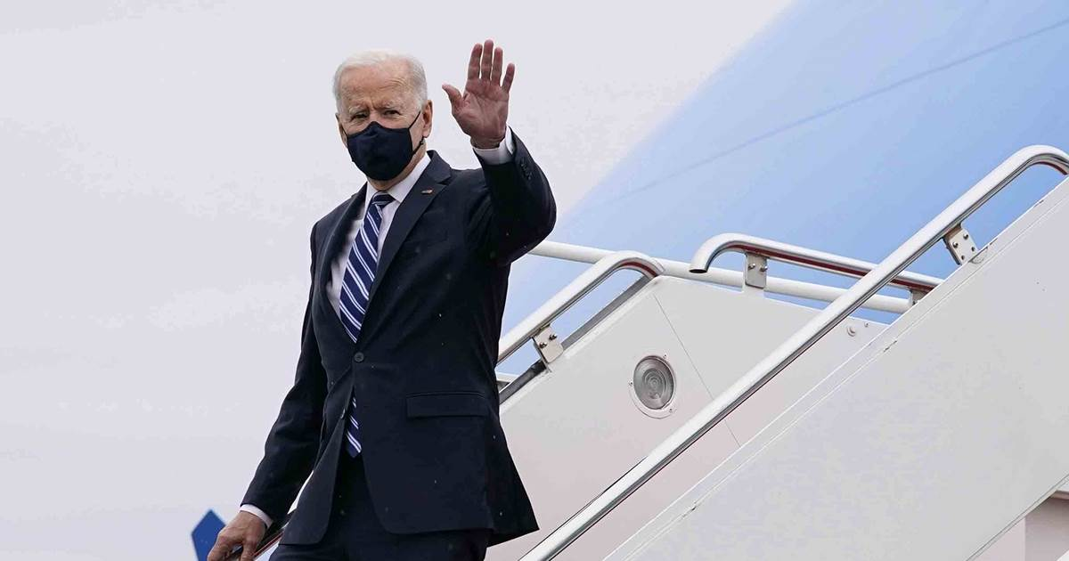 In a shift, Joe Biden endorses a 'talking filibuster' to change Senate rules
