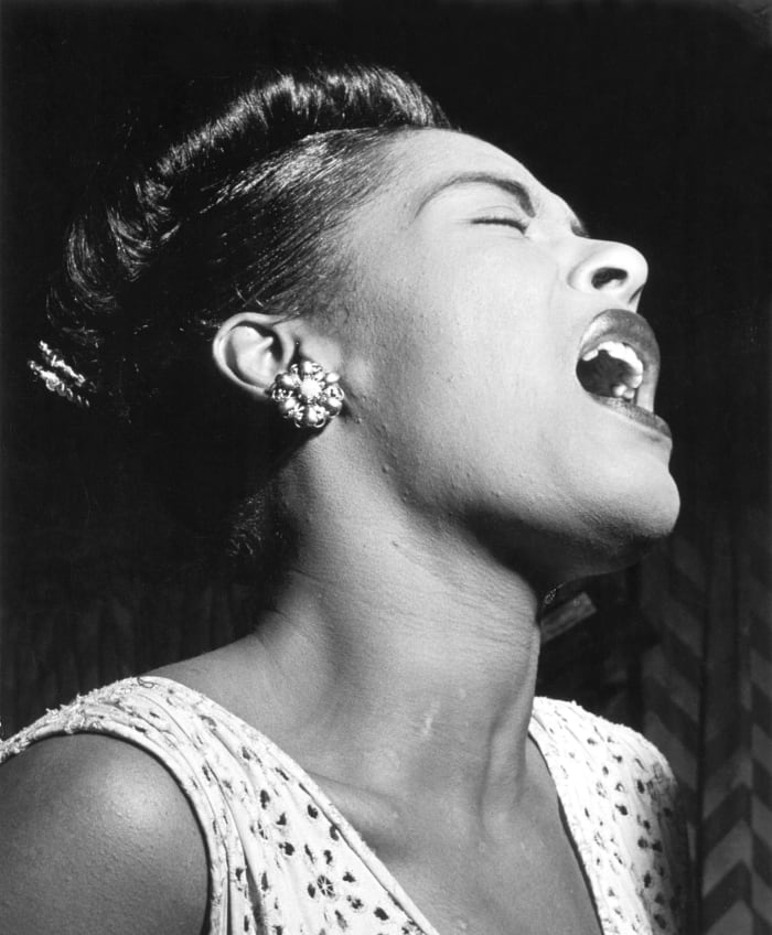 Billie Holiday, strange fruit