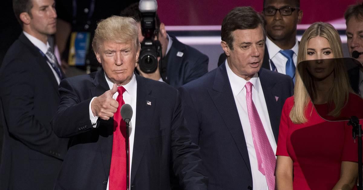 U.S. has new intel that Manafort friend Kilimnik gave Trump campaign data to Russia