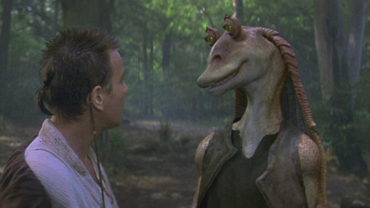 Obi-Wan Kenobi: Ahmed Best confirms that Jar Jar Binks will not be in the Star Wars series