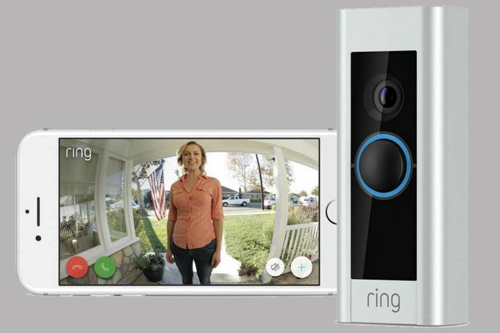 Ring Video Doorbel Pro with Two-way Talk