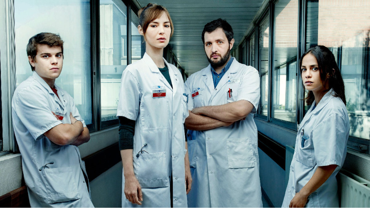 Hippocrates returns to CANAL +: how did season 1 end?  - News Series on TV