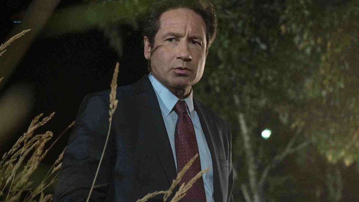 X-Files: why David Duchovny almost said no to the series