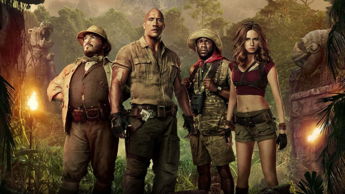 Jumanji with Dwayne Johnson on TF1: when will we see a new film?  - Cinema News