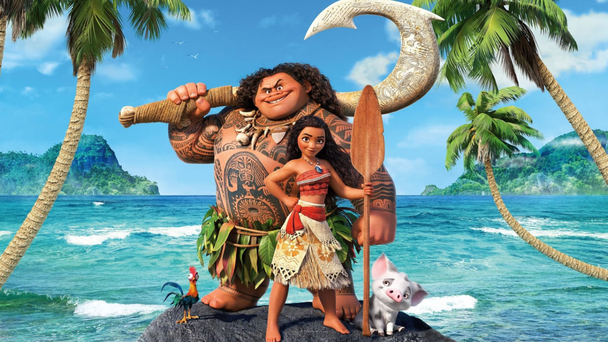 Vaiana on M6: why has the character of Maui been controversial?  - Cinema News