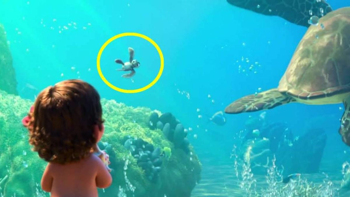 Vaiana: 13 other Disney characters hiding in the movie