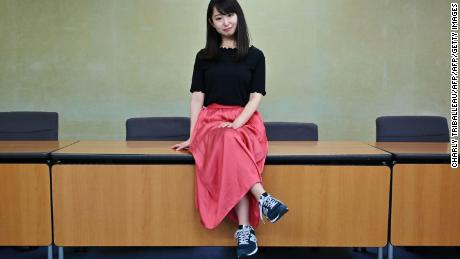 Thousands of Japanese women in the workplace ban campaign necessary to join high heel