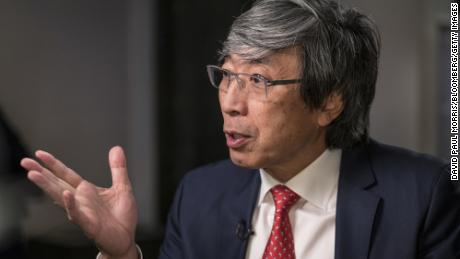 Patrick Soon Shiong, the doctor-turned, entrepreneur, has made part of his fortune by inventing the blockbuster cancer drug Abraxane.  He buys then treated to the Los Angeles Lakers LA Times, also acquired.