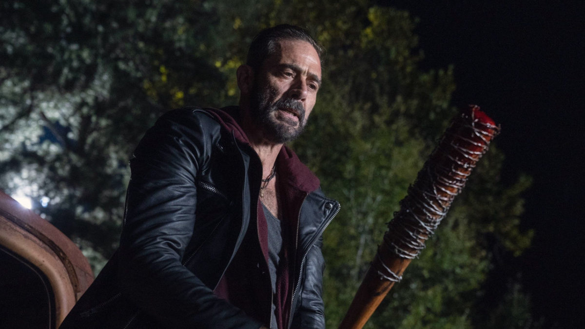 The Walking Dead on OCS: what we remember from the episode on Negan - news series on TV