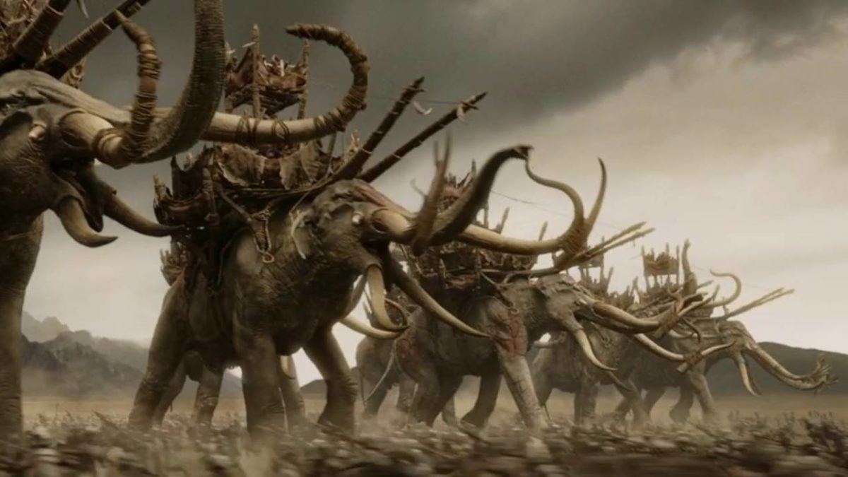 The Lord of the Rings The Return of the King: those battles you'll never see in the movie