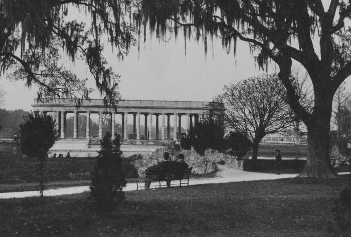 New Orleans Municipal Park