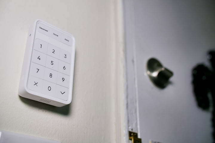 Wyze Home Monitoring keypad
