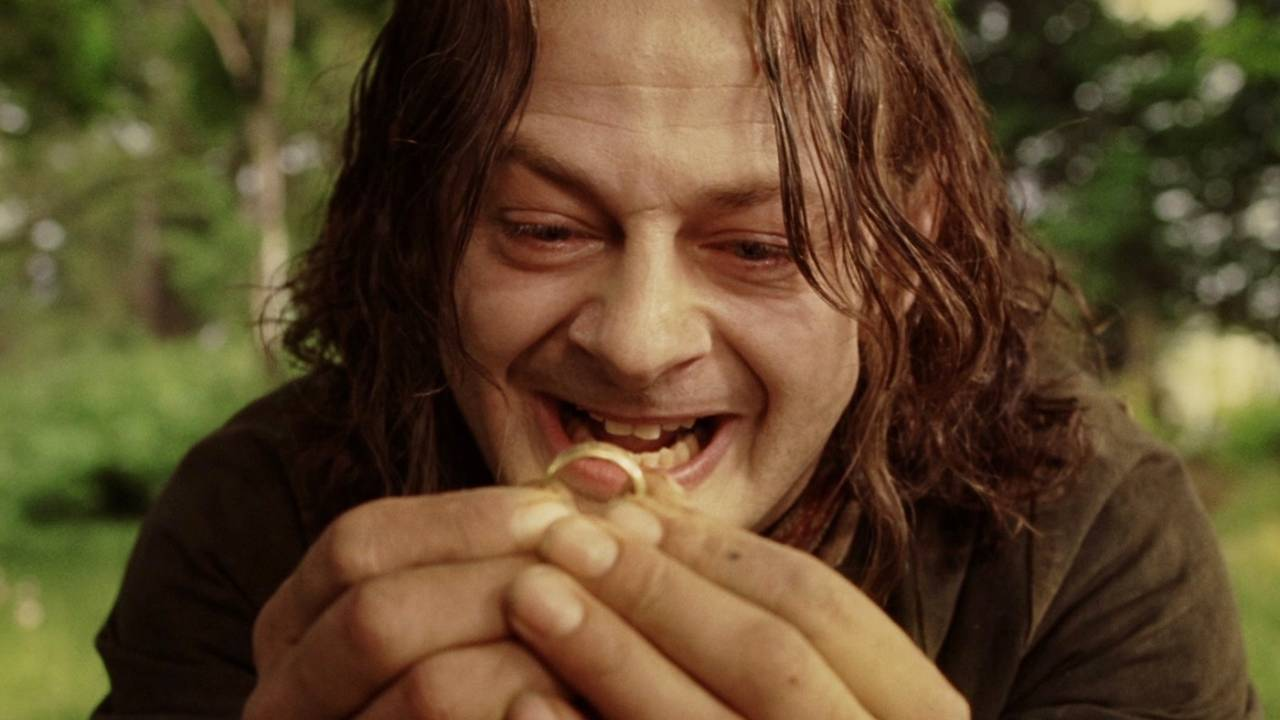 The Lord of the Rings The Return of the King: the intro scene was almost very different