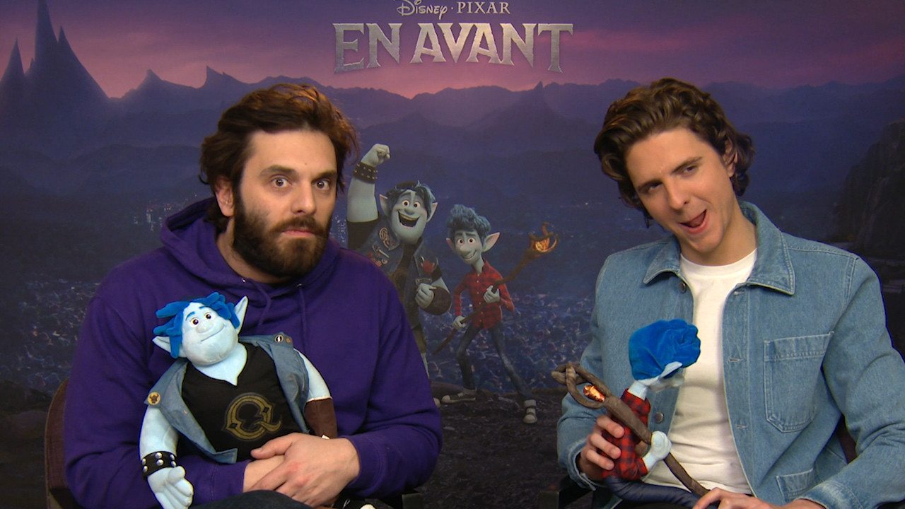 Forward on CANAL +: Will Pio Marmaï and Thomas Solivérès recognize these animated heroic fantasy films?  - Cinema News