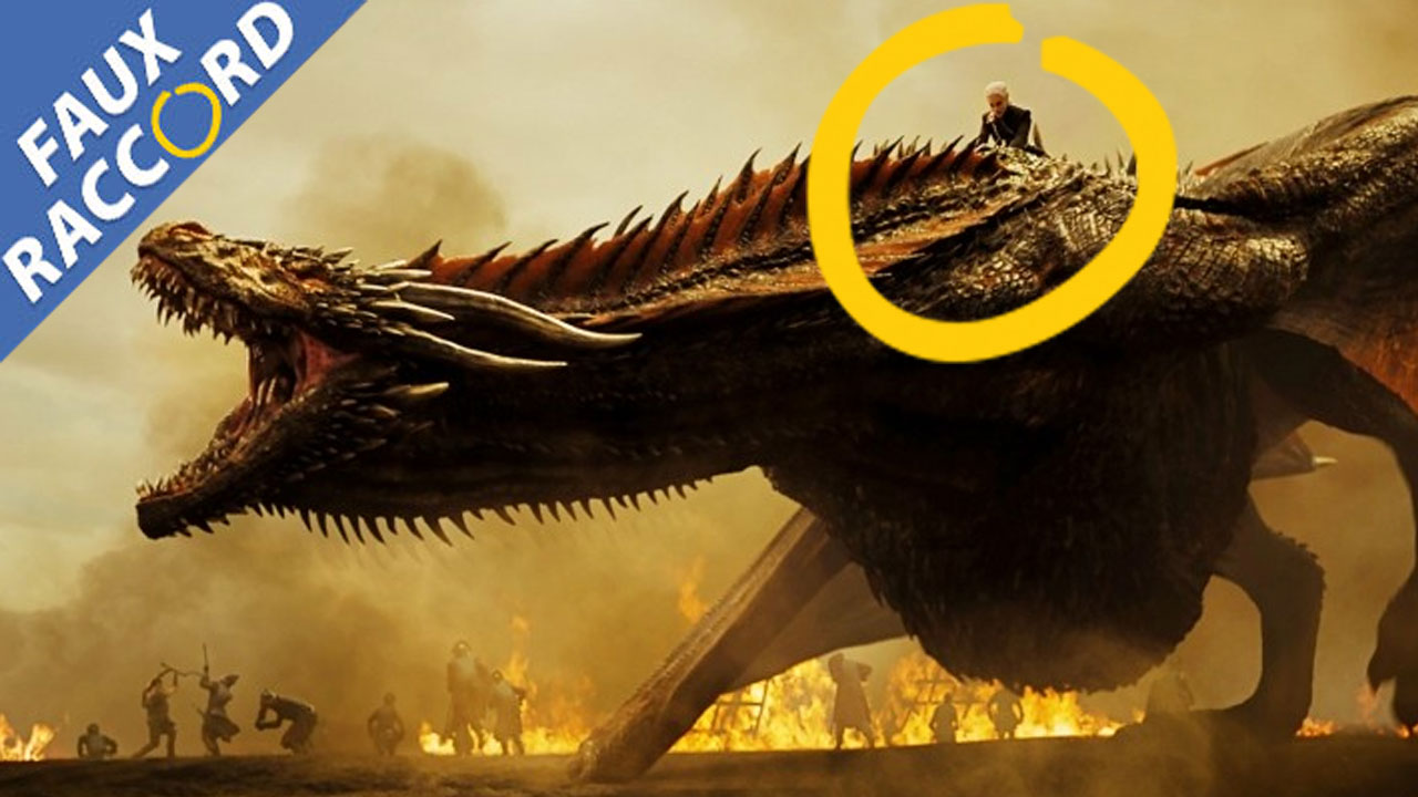 False Match Game of Thrones: all the errors of the series - News Séries