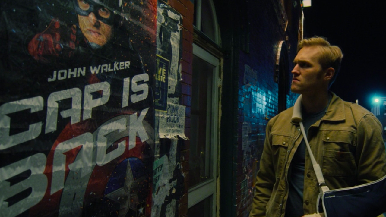 Falcon and the Winter Soldier on Disney +: What does the post-credits scene in Episode 5 mean to John Walker?  - News Series on TV