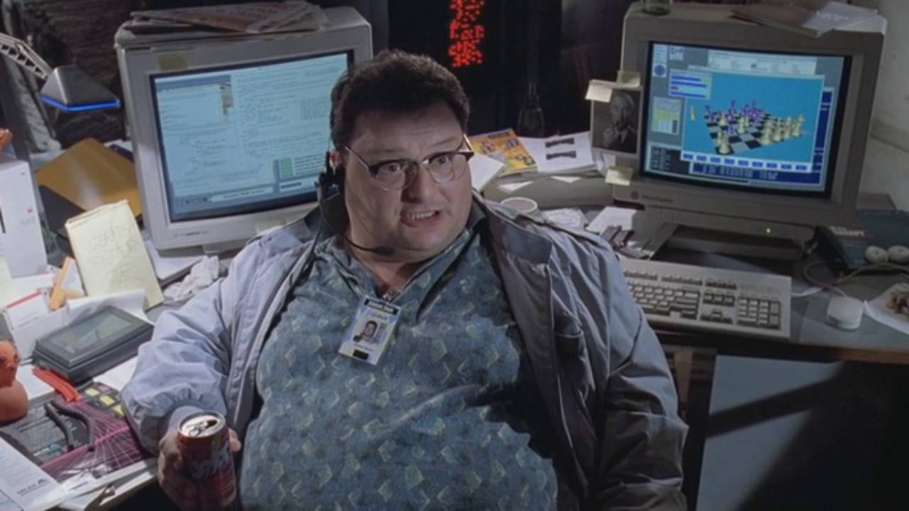 Jurassic Park: this character hacked another Spielberg movie!  - Cinema News