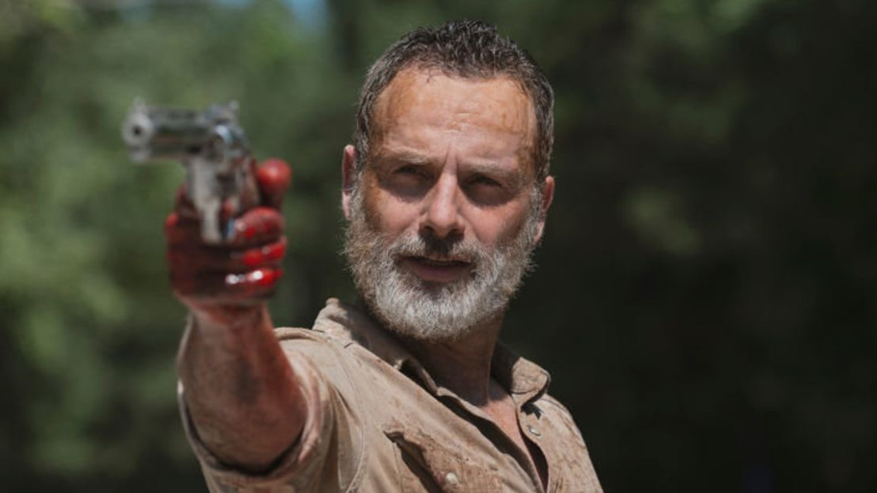The Walking Dead: while waiting for the film, Rick Grimes will be back in a comic book!  - News Series on TV