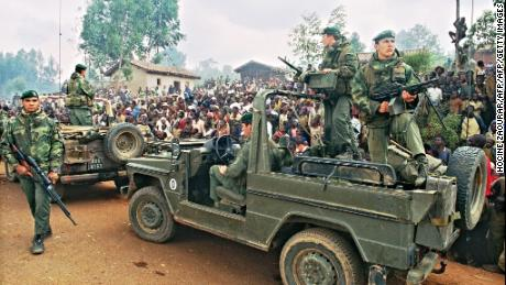 French officials accused & # 39;  Partnership & # 39;  In Rwanda genocide