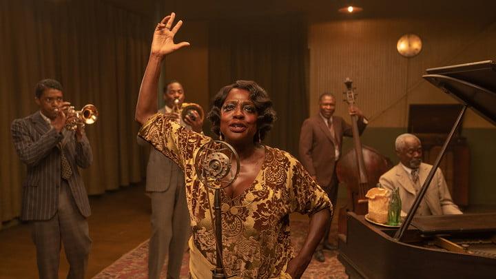 Ma Rainey's Black Bottom on Netflix