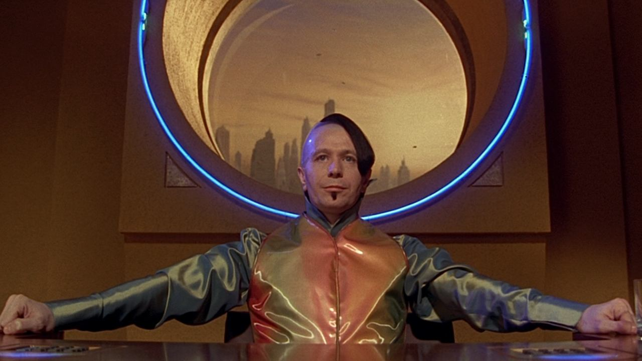 The Fifth Element: Gary Oldman hates the movie and his character