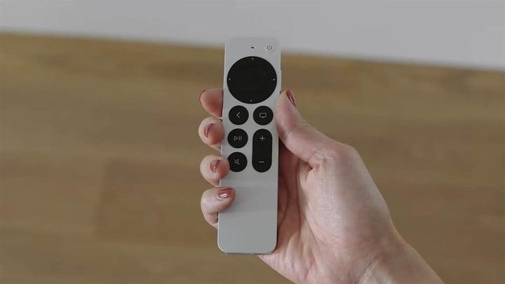 Apple TV 4K new remote