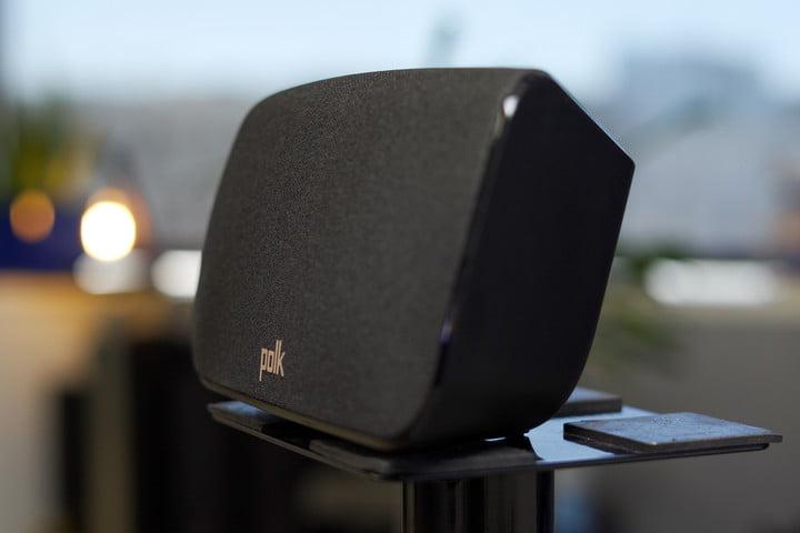Polk React Soundbar SR2 surround speaker