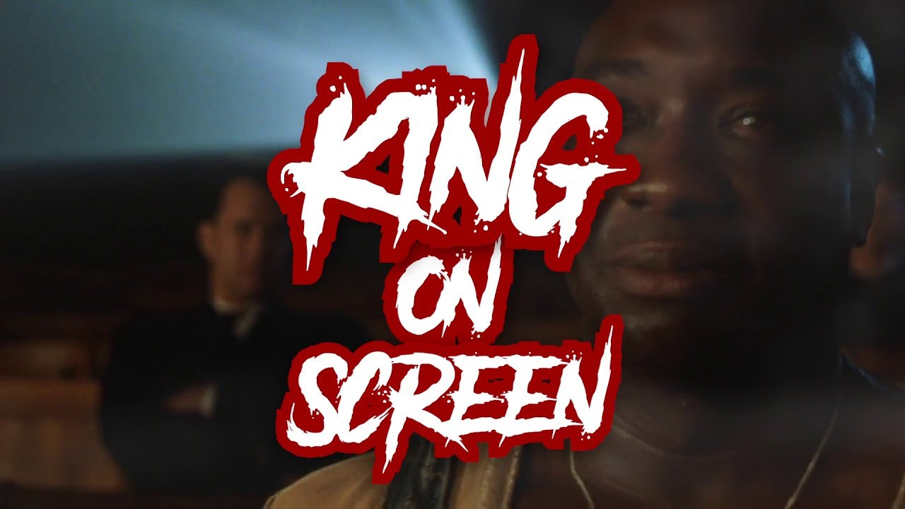 King on Screen, a sum documentary on Stephen King in preparation