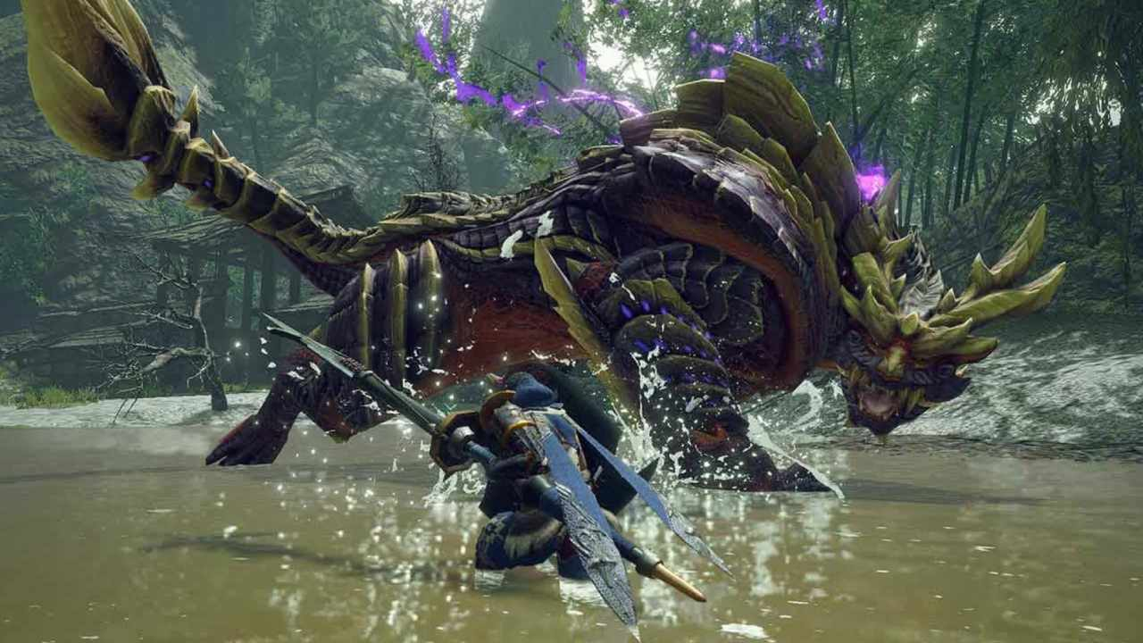 Monster Hunter Rise, higher and stronger than the movie!