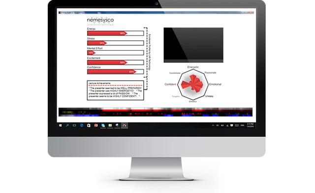 emotion sensing ai voice analysis nemesysco emotional profile 2