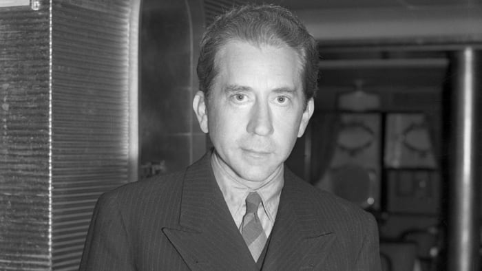Jean Paul Getty, photographed in 1939.