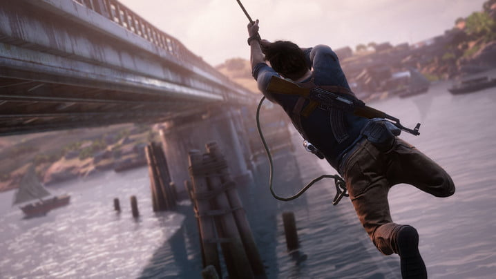 best ps4 games uncharted 4