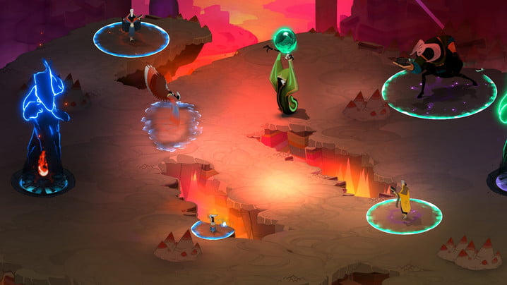best ps4 games pyre