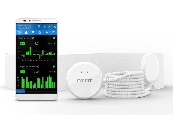 Emfit QS Sleep Tracker
