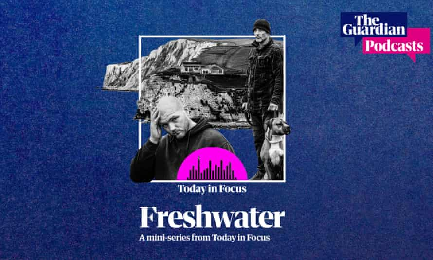 Freshwater Five podcast title card