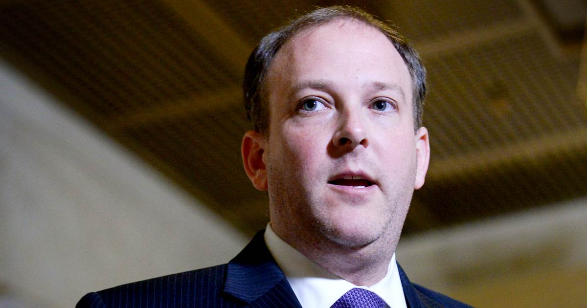 GOP Rep. Lee Zeldin announces run for governor of New York