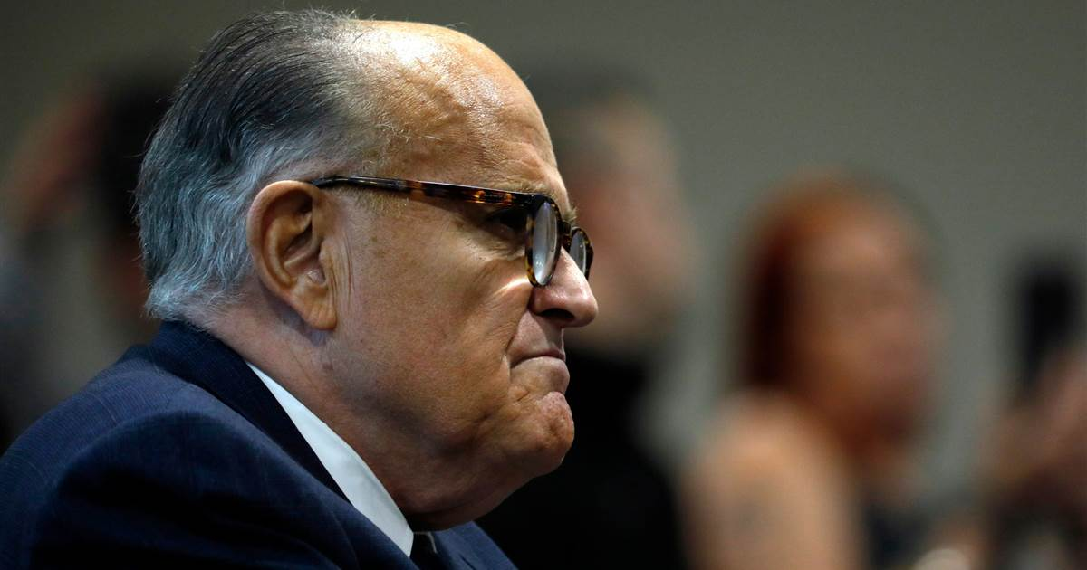 Giuliani received 2019 briefing from FBI warning he was target of Russian spies, says source
