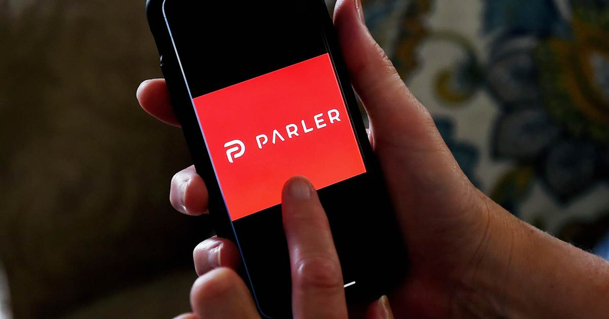 Apple reinstates Parler app, stands by initial ban